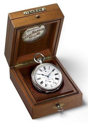 Marine Chronometer by Ulysse Nardin