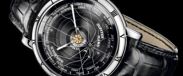 Ulysse Nardin Planetarium Copernicus
