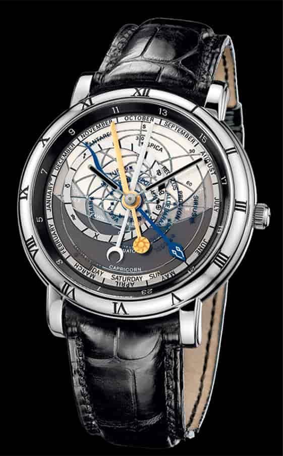 Astrolabium Galileo Galilei by Ulysse Nardin