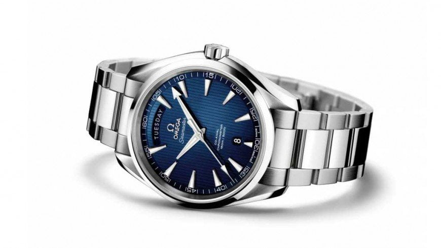 Omega Seamaster Aqua Terra Co-Axial Day-Date Review