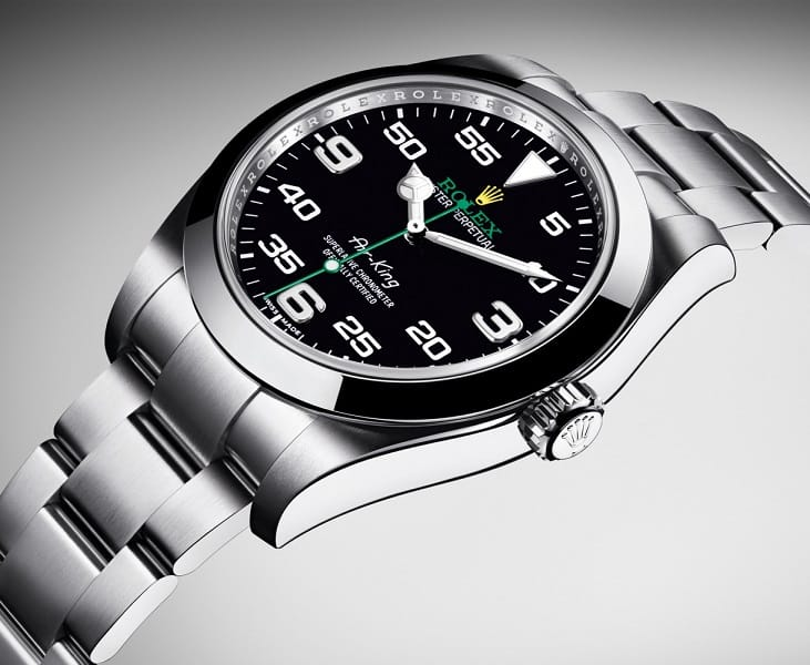 Rolex Oyster Perpetual Air-King Luxury Watch Review