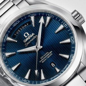 OMEGA SEAMASTER AQUA TERRA CO-AXIAL DAY DATE REVIEW