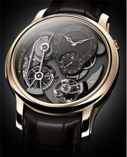 Logical One Romain Gauthier Luxury Watch Review