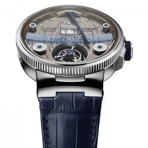 Ulysse Nardin Grand Deck Marine Luxury Watch Review