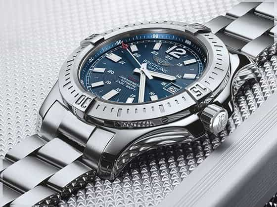 Reviewing the New-Look Breitling Colt – Basic Breitling