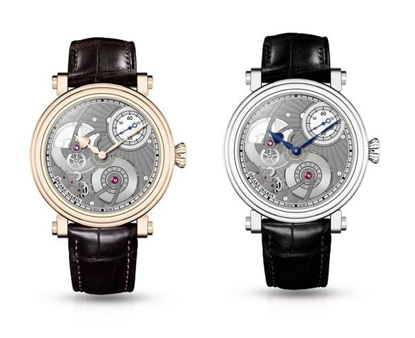 Speake-Marin J-Class Collection One & Two Luxury Watches