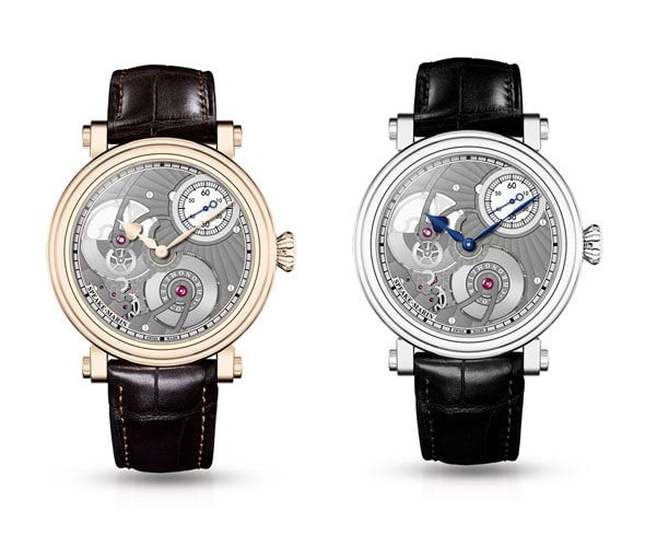 Speake-Marin Luxury Watches J-Class Collection One & Two