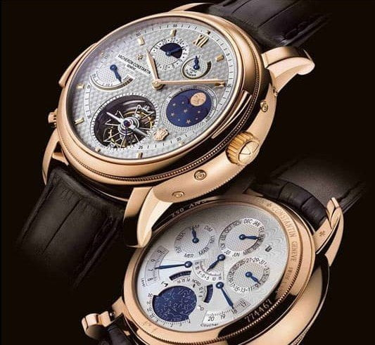 Top 10 Most Complicated Timepieces in the World Part 1