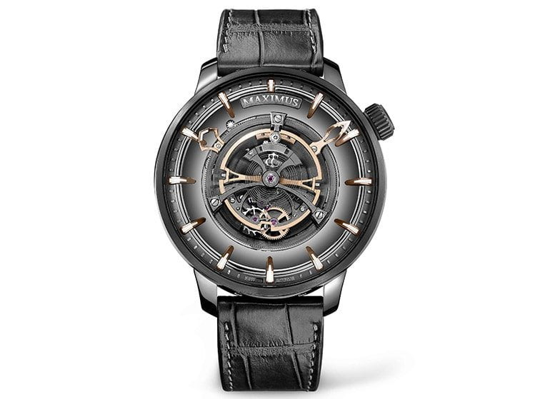 Kerbedanz Maximus Limited Edition Worlds Biggest Tourbillon
