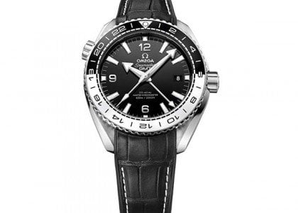 Omega Seamaster Planet Ocean GMT Watch Review