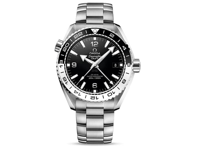 Omega Seamaster Planet Ocean 600m Co-Axial Chronometer GMT Watch