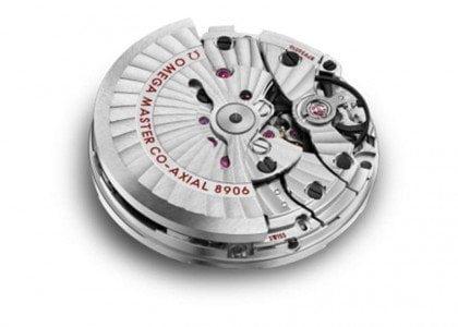 Omega Seamaster Planet Ocean 600m Co-Axial Chronometer GMT Movement Caliber 8906 Model # 215.33.44.22.01.001 - 21533442201001