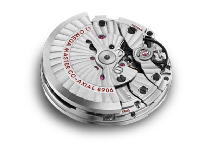 Omega Seamaster Planet Ocean 600m Co-Axial Chronometer GMT Movement Caliber 8906  Model # 215.33.44.22.01.001 - 21533442201001