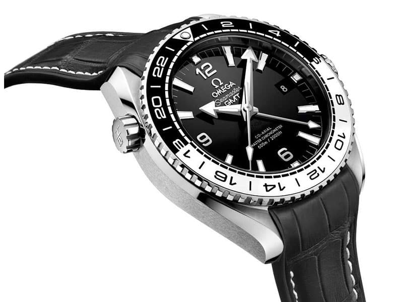 Omega Seamaster Planet Ocean 600m Co-Axial Chronometer GMT @majordor #majordor