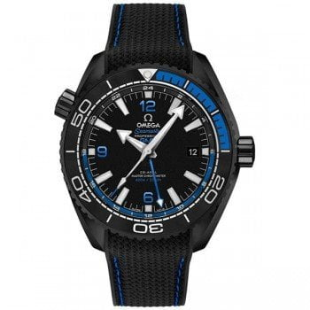 215.92.46.22.01.002 Omega Seamaster Planet Ocean 600m GMT Deep Black