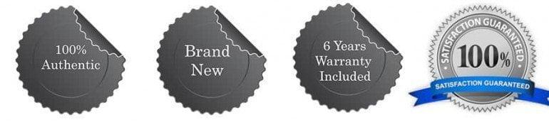 6 Years Warranty - Extended Warranty