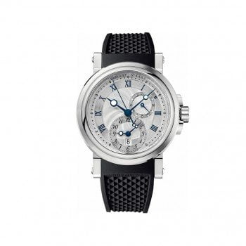 Breguet Marine 5857-ST-125ZU Automatic Dual Time 42mm Mens Watch @majordor #majordor