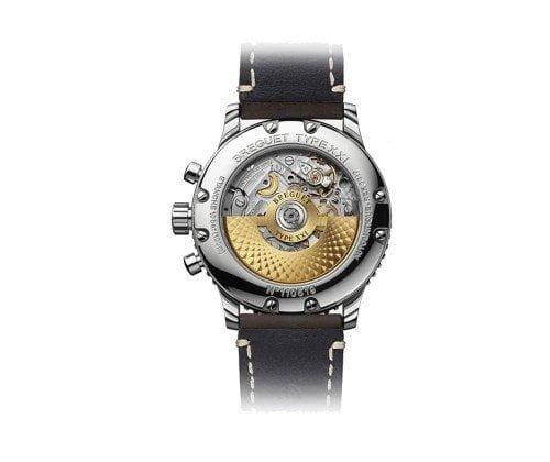 Breguet XX-XXI-XXII 3817-STX23ZU Flyback Chronograph Men's Watch
