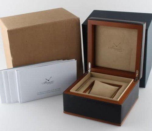 Breguet XX-XXI-XXII Flyback Chronograph Men's Watch box