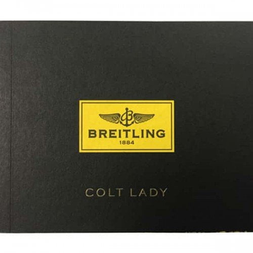 Breitling Colt Lady 33mm