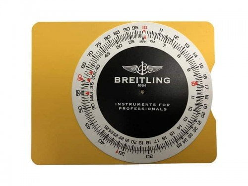 Breitling Navitimer Watch Slide Rule