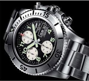 BREITLING SUPEROCEAN CHRONOGRAPH STEELFISH COLLECTION