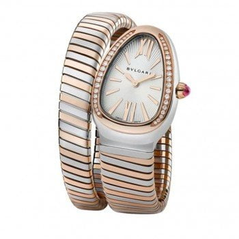 Bulgari Serpenti Tubogas 35mm Ladies Watch sp35c6spgd-1t 102237