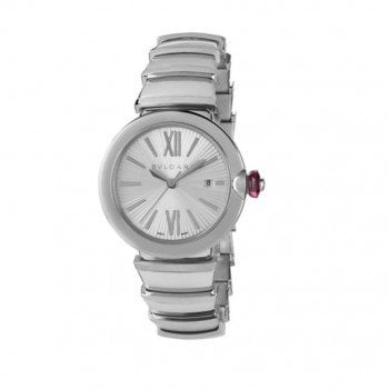 102219 lu33c6ssd Bvlgari Lvcea Automatic 33mm Ladies Watch