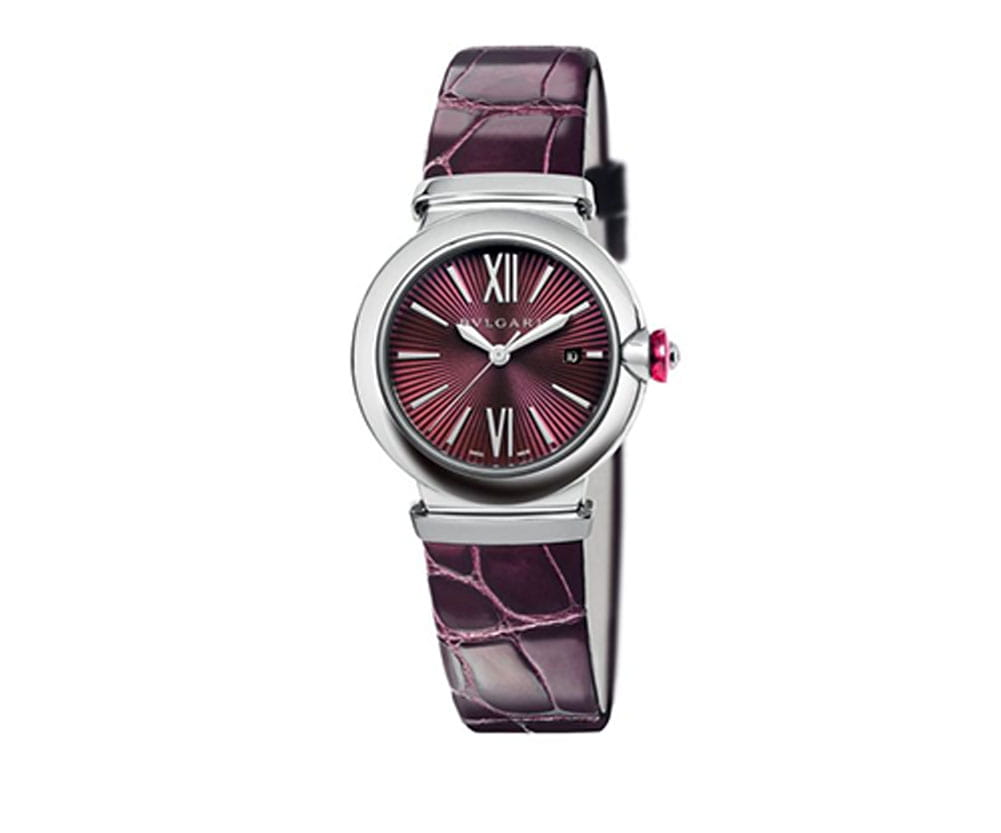 Bulgari lu36c7sld-11 Lucea Automatic 36mm Ladies Luxury Watch