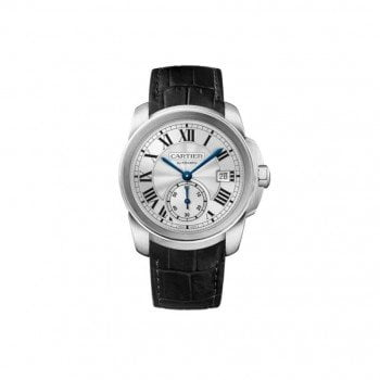 CALIBRE DE CARTIER Mens Automatic Luxury Watch WSCA0003