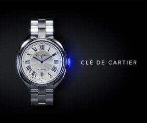 CLE DE CARTIER COLLECTION