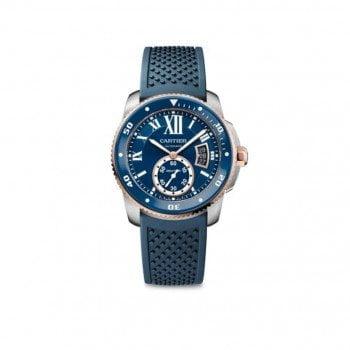 Calibre de Cartier W2CA0009 Diver Automatic Mens Watch caliber 1904-PS MC @majordor #majordor