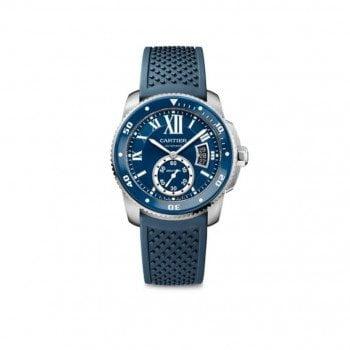 Calibre de Cartier WSCA0011 Diver Automatic Mens Watch caliber 1904-PS MC @majordor #majordor