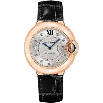 Cartier Ballon Bleu WE902028 Rose Gold Automatic Ladies Luxury Watch Caliber 076 @majordor #majordor