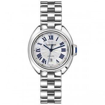 Cartier Cle De Cartier WSCL0005 31mm Automatic Ladies Luxury Watch Caliber 1847 MC front side @majordor #majordor