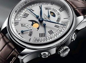 LONGINES MASTER COLLECTION RETROGRADE MENS COLLECTION