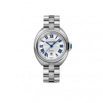 New CLE DE CARTIER Womens Luxury Watch WSCL0005