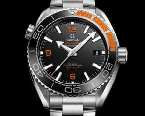 OMEGA PLANET OCEAN 600M CO-AXIAL MASTER CHRONOMETER GMT 43.5MM COLLECTION