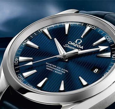 OMEGA SEAMASTER AQUA TERRA 150M MASTER CO-AXIAL COLLECTION