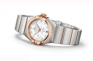 Omega Constellation Automatic 27mm Ladies Watch 12315272001001