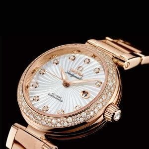 OMEGA DEVILLE LADYMATIC LUXURY WATCHES