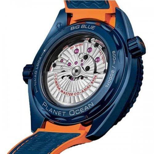 Omega Seamaster 215.92.46.22.03.001 Planet Ocean GMT Big Blue