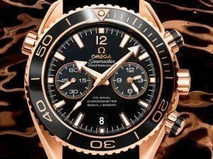 OMEGA SEAMASTER PLANET OCEAN COLLECTION