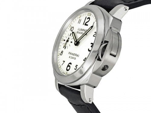 Panerai Luminor PAM00563 Marina 8 Days Acciaio Mens Watch