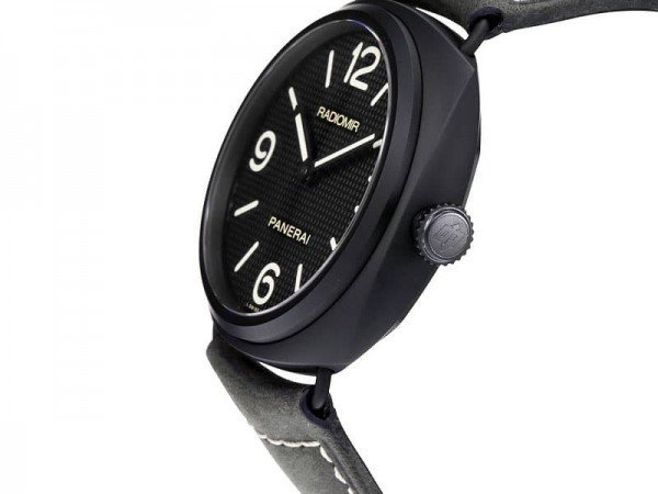 Panerai Radiomir PAM00643 Ceramica 45mm Mens Luxury Watch side view
