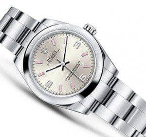ROLEX OYSTER PERPETUAL 31 - 177200 LADIES WATCHES COLLECTION