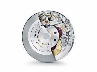 Rolex Caliber 3186 - 116710LN Rolex GMT-Master II
