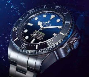 Rolex Deepsea Collection