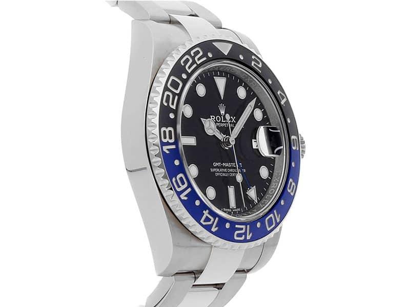Rolex Gmt Master Ii 116710blnr Batman Mens Watch