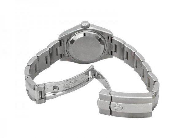 Rolex Lady Datejust 179174 back case